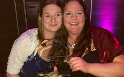 Somerset Care worker receives Great British Care Award
