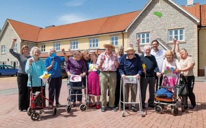 Greenhill House care home receives Good CQC rating